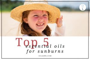 Top 5 Essential Oils for Sunburns