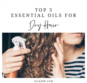 Top 5 Essential Oils for Dry Hair
